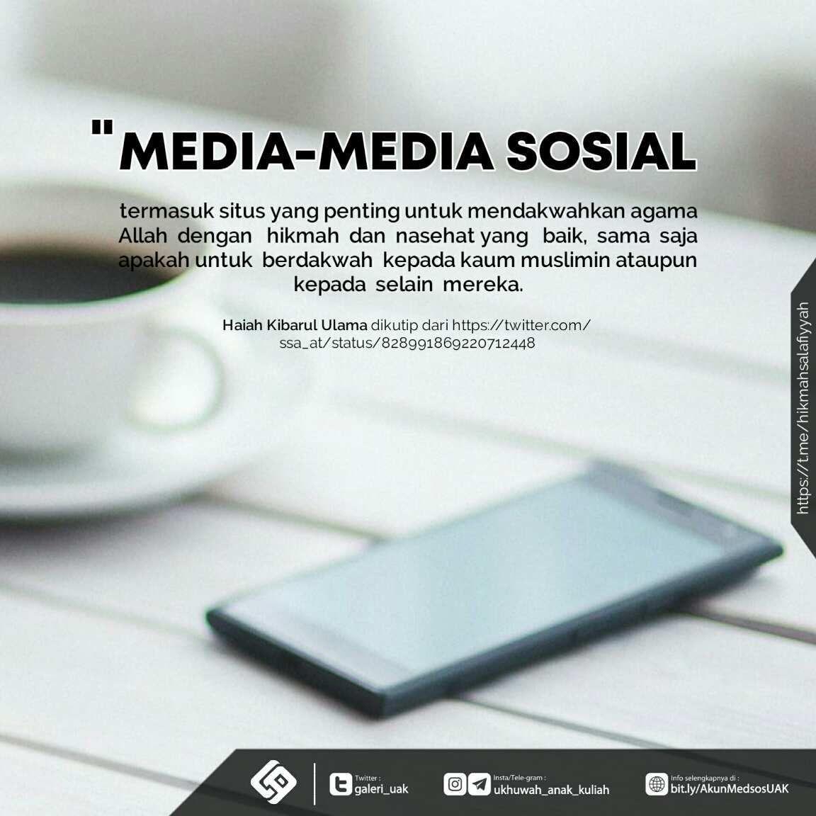 Media Media Sosial Galeri Uak