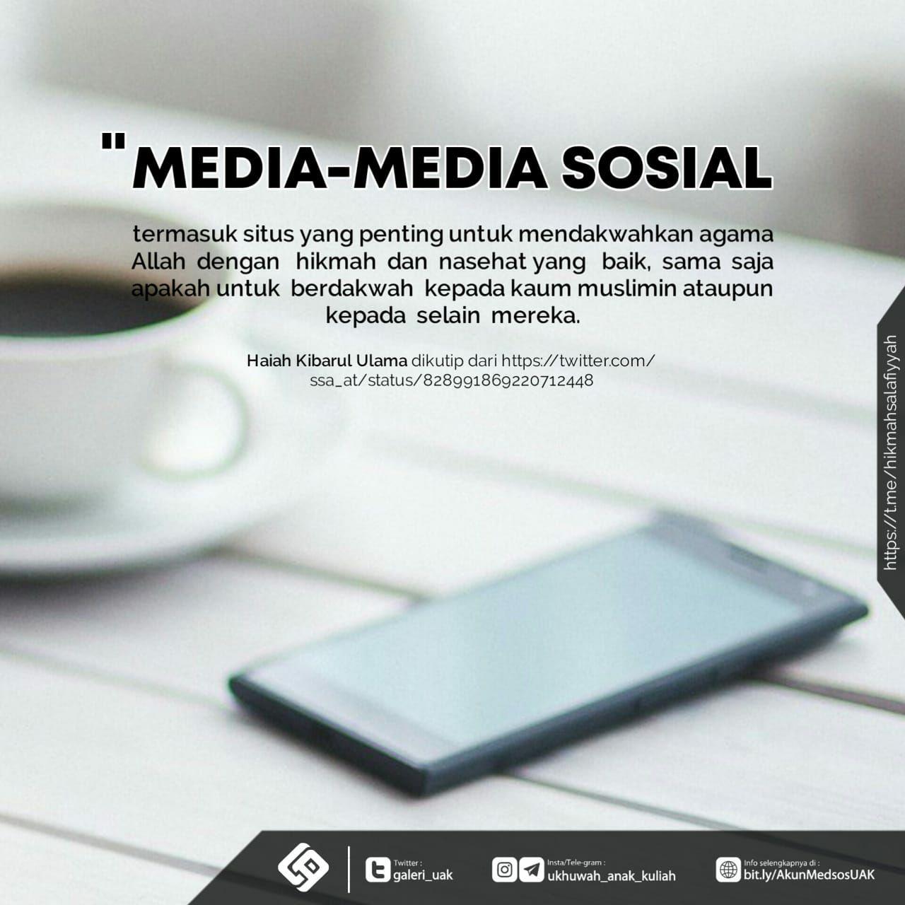 MEDIA MEDIA SOSIAL